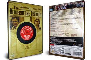 The Beiderbecke Trilogy dvd collection