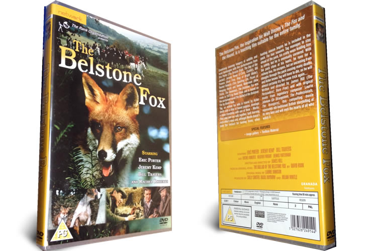 The Belstone Fox dvd