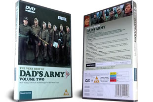 The Best of Dads Army DVD