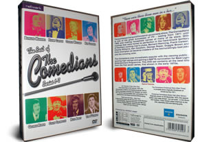 The Comedians dvd collection