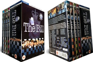 The Bill dvd collection
