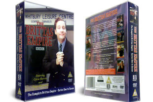 The Complete Brittas Empire DVD