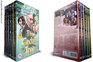 The Cedar Tree DVD box set