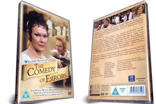 The Comedy of Errors dvd collection