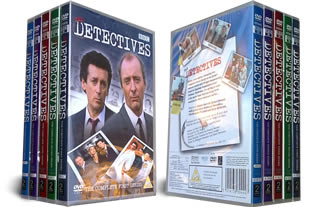 The Detectives complete series 1-5 DVD Set
