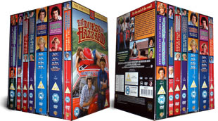 The Dukes of Hazzard DVD