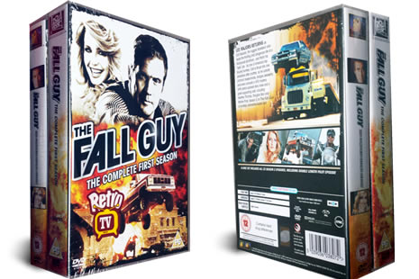 The Fall Guy dvd collection