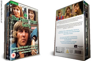 The Fenn Street Gang dvd collection