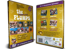 The Flumps dvd collection