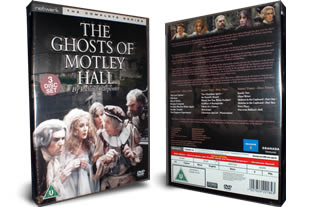 The Ghosts Of Motley Hall dvd collection