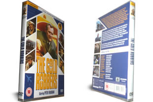 The Gold Robbers dvd collection