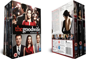 The Good Wife dvd collection