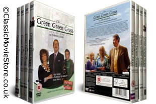 The Green Green Grass DVD