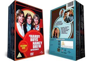 The Hardy Boys Nancy Drew Mysteries dvd
