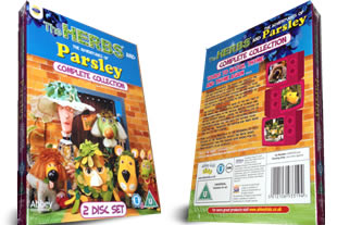 The Herbs and The Adventures of Parsley dvd collection