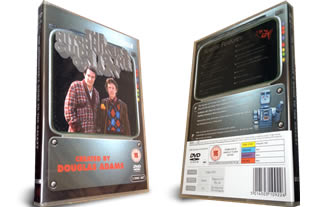 The Hitch Hiker's Guide to the Galaxy dvd collection