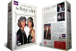 The House of Eliott DVD