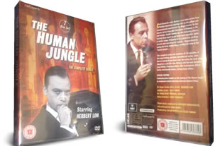 The Human Jungle dvd collection