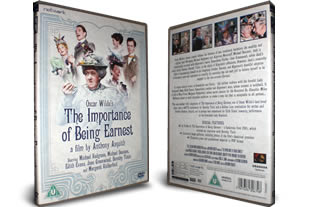 The Importance of Being Earnest DVD