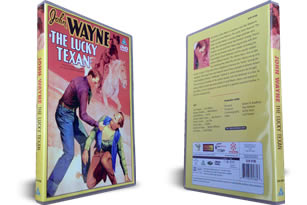 The Lucky Texan John Wayn DVD