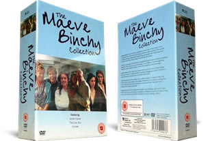 The Maeve Binchy dvd collection