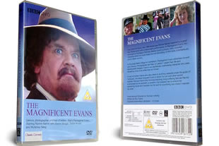 The Magnificent Evans DVD
