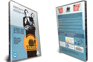 The Man from U.N.C.L.E dvd collection