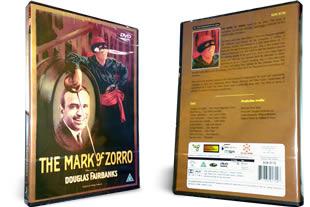 The Mark of Zorro dvd
