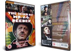 The Mind Of Mr JG Reede dvd collection