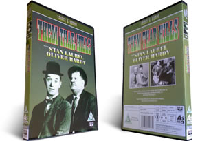 Laurel And Hardy Them Thar Hills DVD