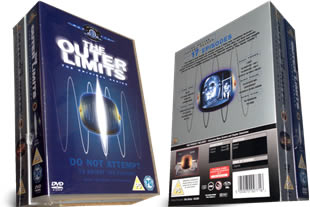 The Outer Limits dvd collection