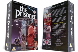 The Prisoner DVD