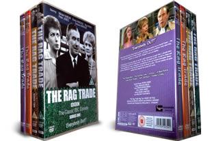The Rag Trade dvd collection