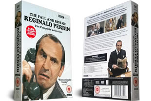 The Rise and Fall of Reginald Perrin DVD set