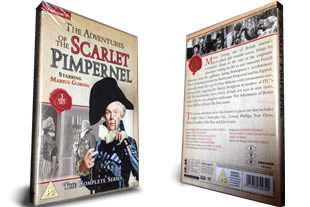 The Scarlet Pimpernel dvd collection