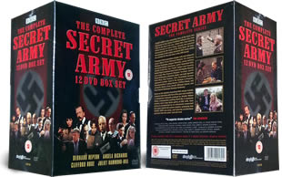 Secret Army DVD