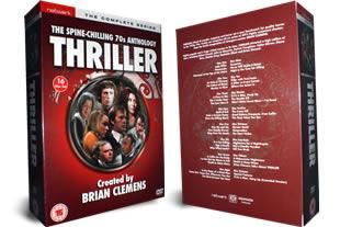 Thriller dvd collection