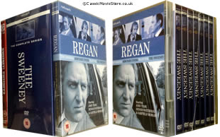The Sweeney 16 DVD Complete Series Box set