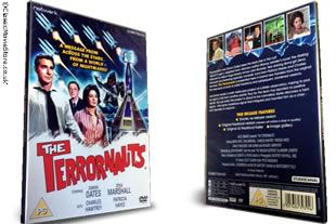 The Terrornauts dvd