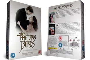 The Thorn Birds DVD