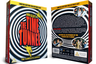 The Time Tunnel dvd collection