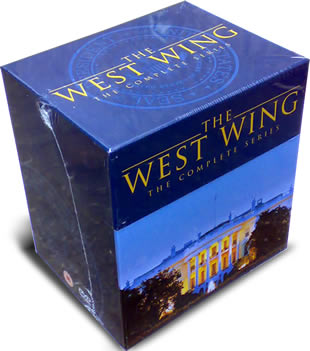 The Complete West Wing DVD Box Set