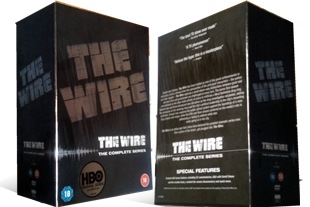 The Wire DVD
