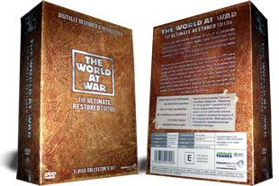 The World at War DVD