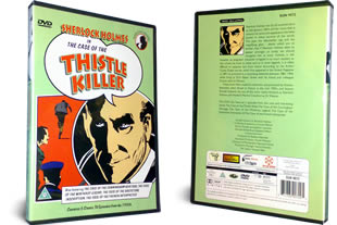 Sherlock Holmes and the Case of the Thistle Killer DVD