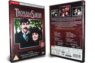 Thomas And Sarah dvd collection