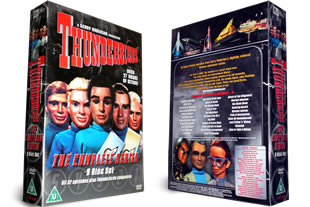 Thunderbirds DVD set