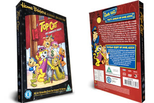 Top Cat dvd collection