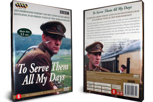 To Serve Them All My Days dvd collection