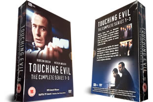 Touching Evil dvd collection